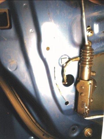 Verrouillage par télécommande Position_moteur